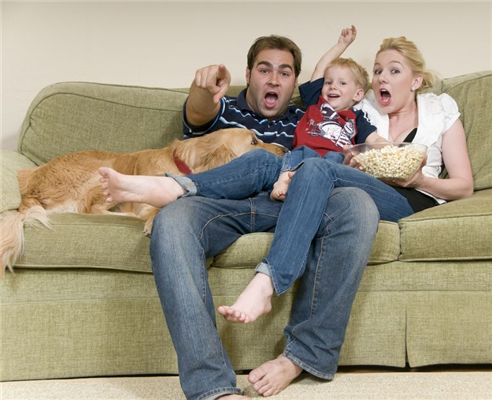 Childproofing Your Home Theater System