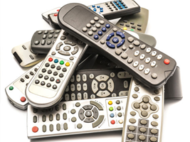 What to Do When You Have Too Many Remotes
