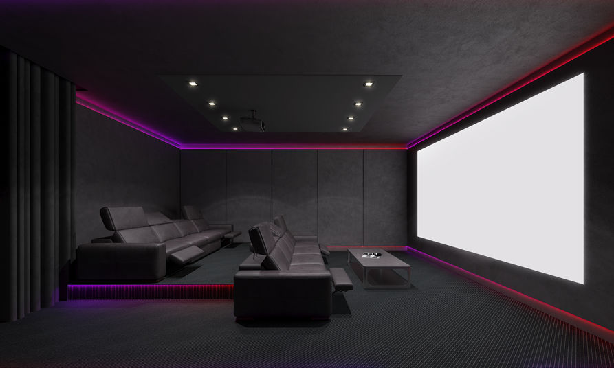 Deciding Between A TV Set or Projector
